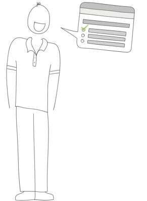 анкета работника образец
