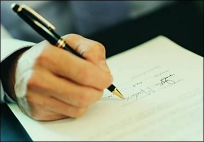 Бланк-образец расписки за задаток при покупке квартиры.